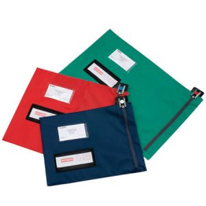 Mail and document Pouches